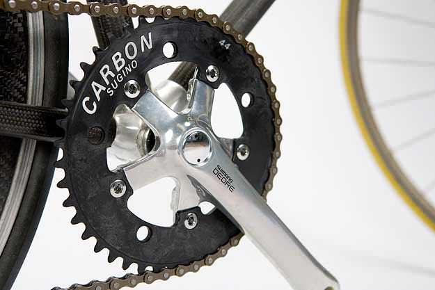 Alan Super Record Carbonio