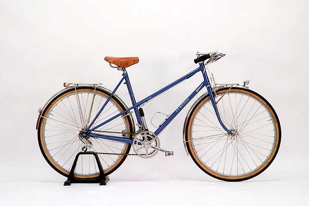 J P Weigle 650b Mixte