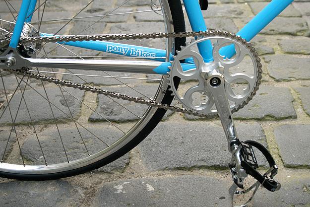 Pony Bikes Hillbrick Track