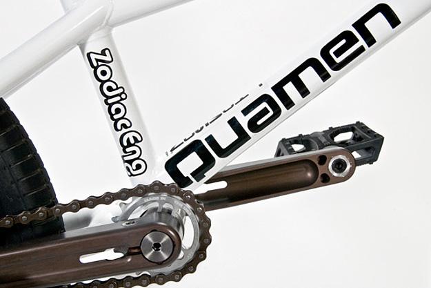 Quamen Clad G8