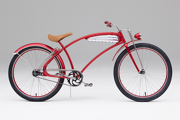 Road Kandy Streamliner Cycle Exif