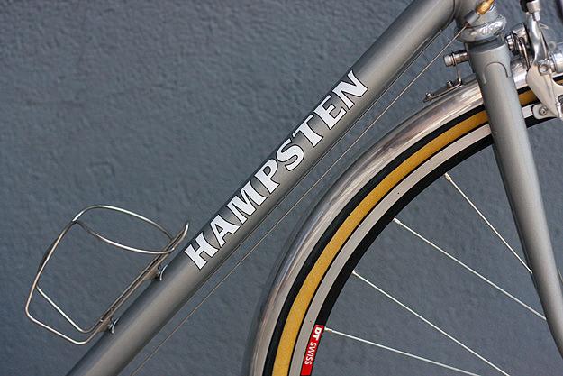 Hampsten Team Pro