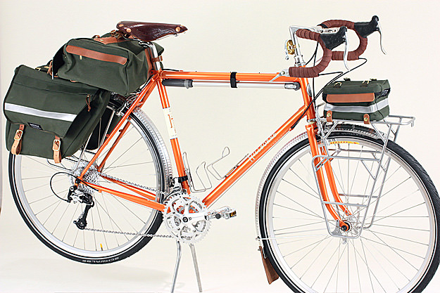 a story about rivendell bicycles