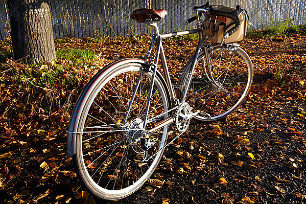 Vanilla Bicycles Commuter