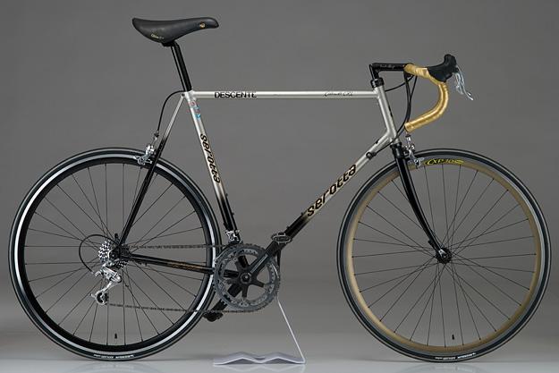 Mobius Cycles Serotta