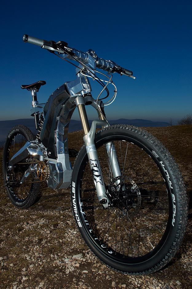 M55 The Beast e-Bike