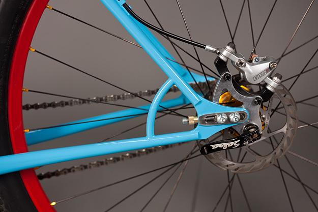 Pereria Cycles Eric's 29er