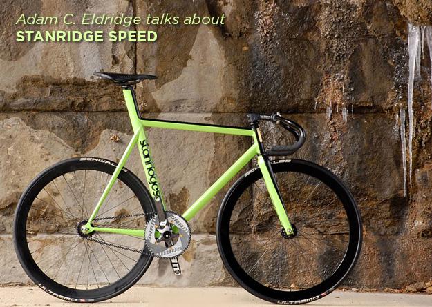 Stanridge Speed Highstreet Pursuit