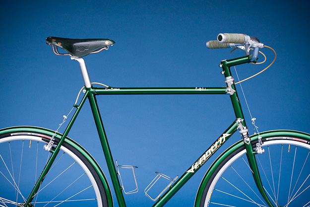 Vendetta Cycles Green Hornet