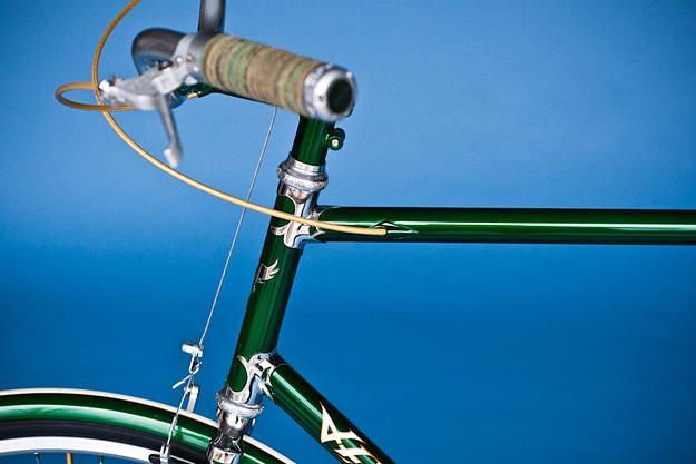 Vendetta Cycles Green Hornet