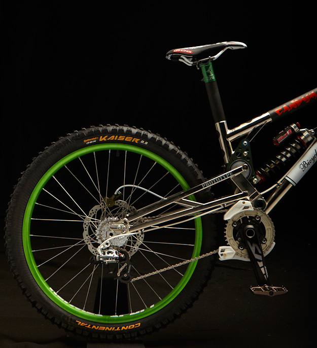 Bicycle Fabrications