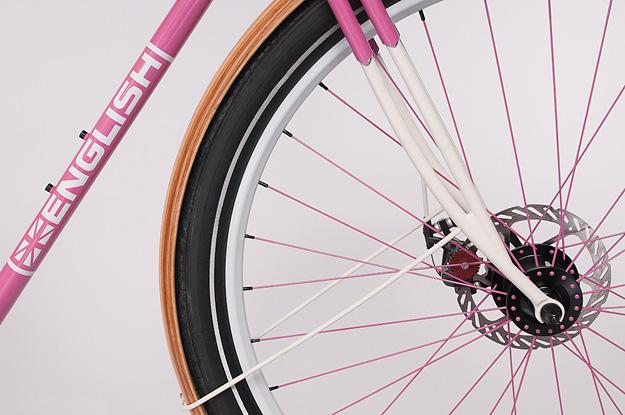 English Cycles NuVinci Cruiser