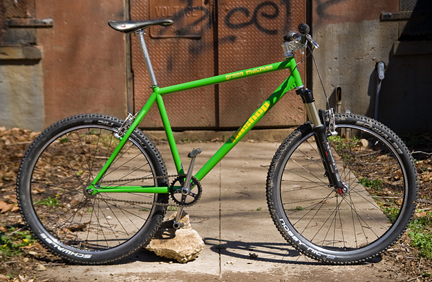 Bishop Bikes Green Machine