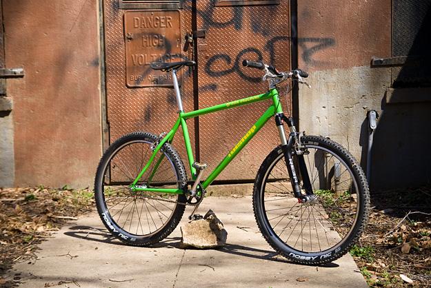 Bishop Bikes Green Machine