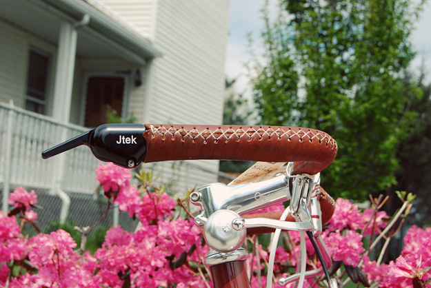 Folk Engineered Stitched Bike