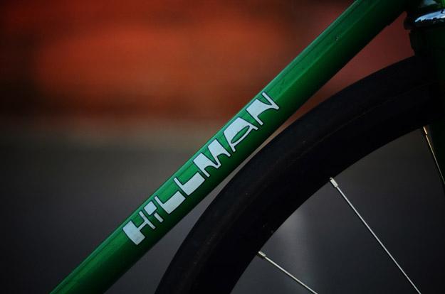 Hillman Pista