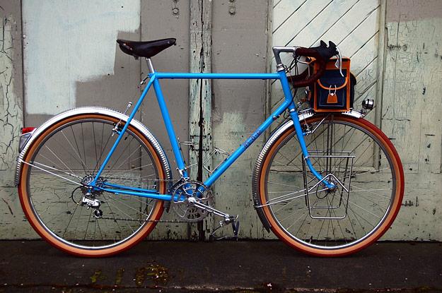 MAP Bicycles Randonneur Project 2011