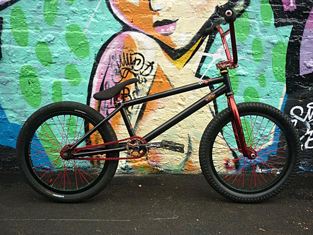 Mutiny Bikes Loosefer