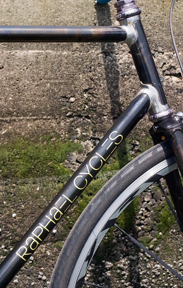 Rafael Cycles Street Tracker