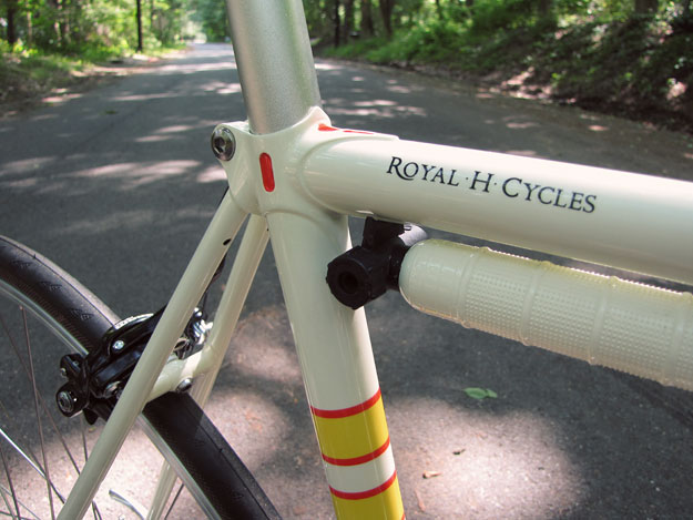 Royal H Cycles Auntie's Bike