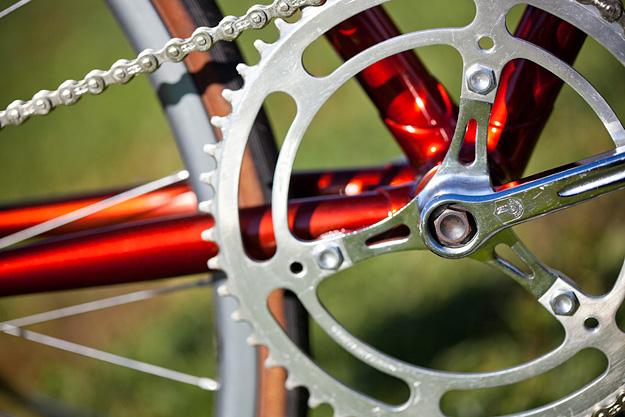 Royal H Cycles Show Bike