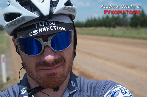 Andy White Fyxomatosis Interview