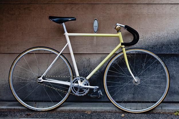 Icarus Frames Track Bike