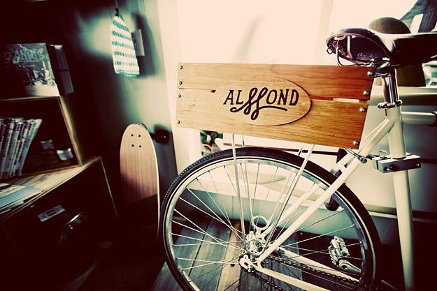 Almond X Linus Summer Bicycle