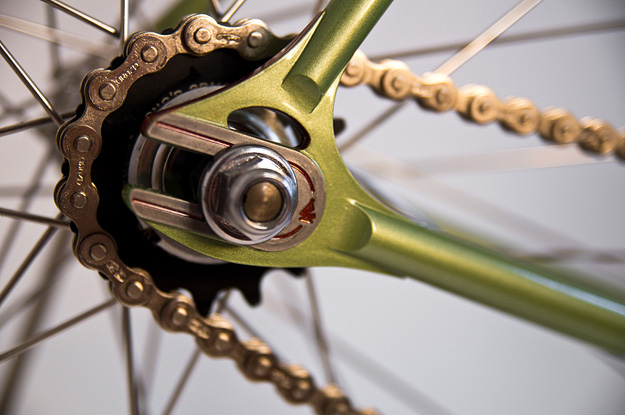 Bishop Bikes Leigh's Track