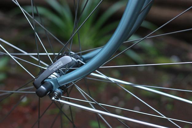 Milholland Cycles Mike's Randonneur