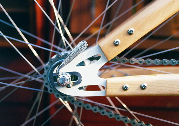 Ricor's Wooden Bike