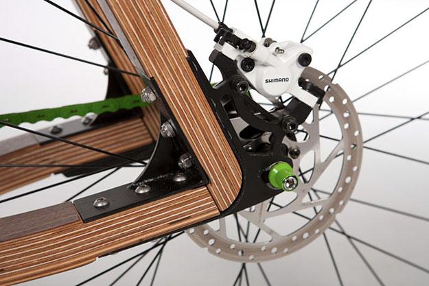 Bonobo Plywood Bicycle