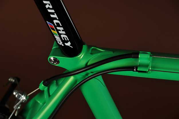 Caldera Cycles Green Cyclocross