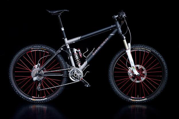 Eriksen X KGS Bikes