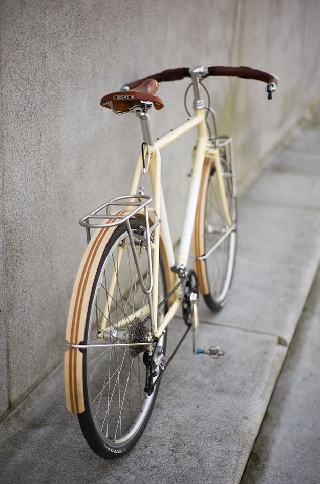 Fast Boy Cycles Hill's Tourer
