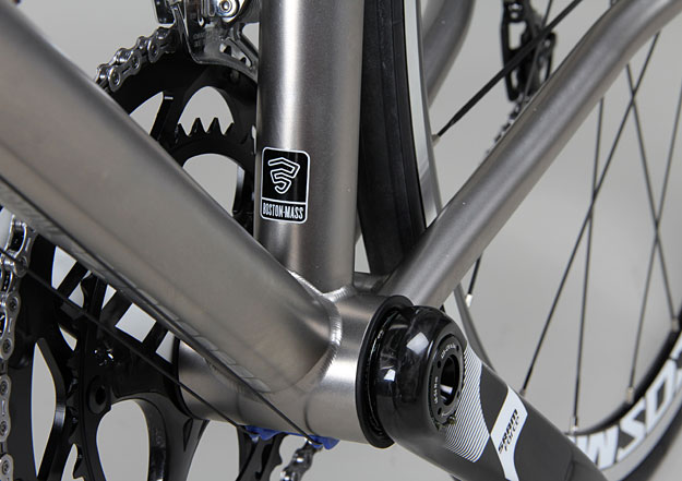Firefly Bicycles JP Baillieul's Ti Road