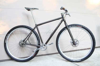 Stanridge Speed 29er