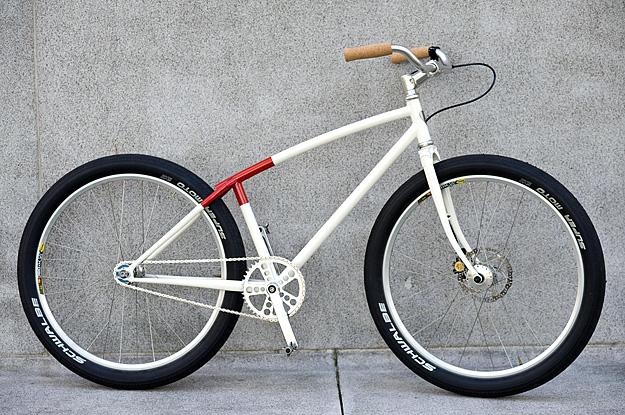 Fast Boy Cycles Assless Bike