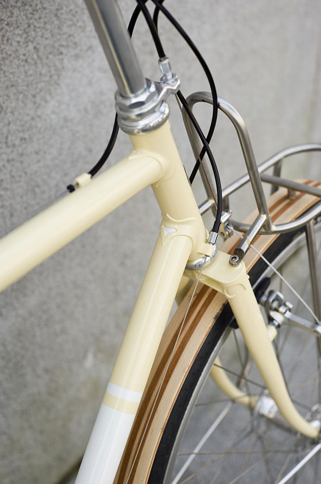 Fast Boy Cycles Wooden Fenders