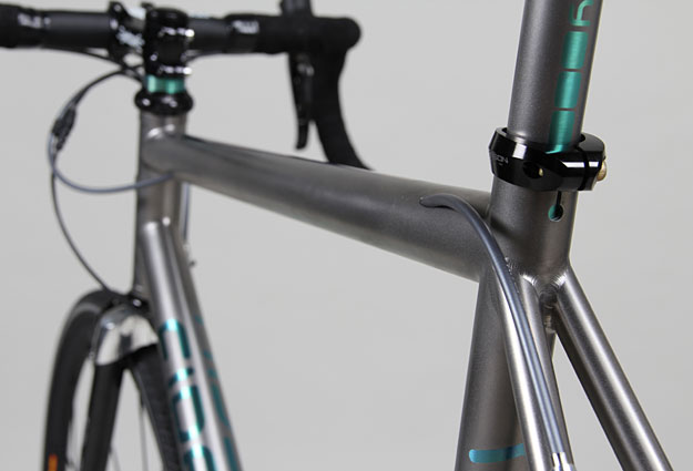 Firefly Bicycles Titanium Di2 Dirt/Road