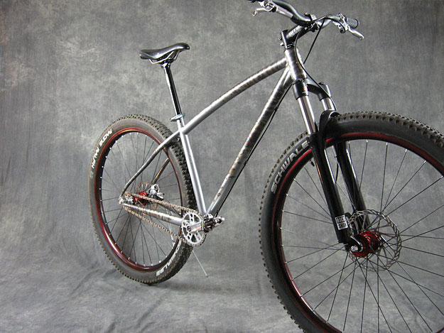 Naked Bicycles BBQ Butterfly 29er