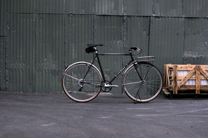 Sizemore Bicycles 2011 Oregon Manifest
