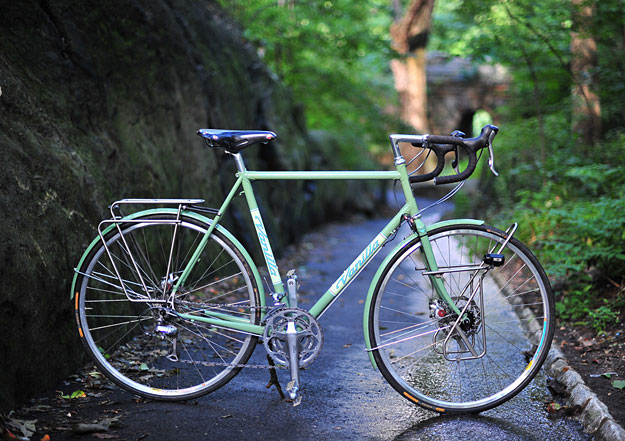 Vanilla Cycles Disc Tourer