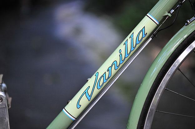 Vanilla Cycles Disc Tourer