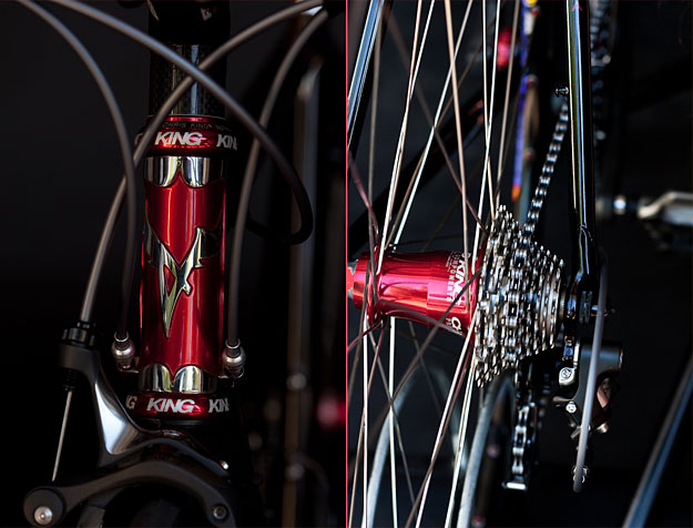 Vendetta Cycles Shaw's Road