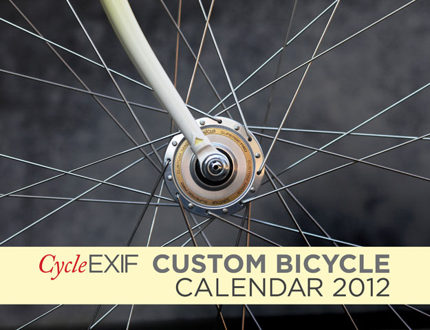 Cycle EXIF Bicycle Calendar