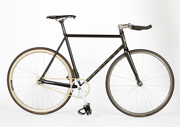 Feather Cycles Black Track