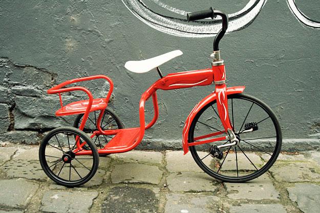 Pony Bikes Tricycle