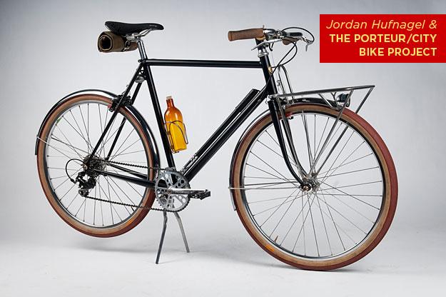 Hufnagel Porteur / City Bike Project