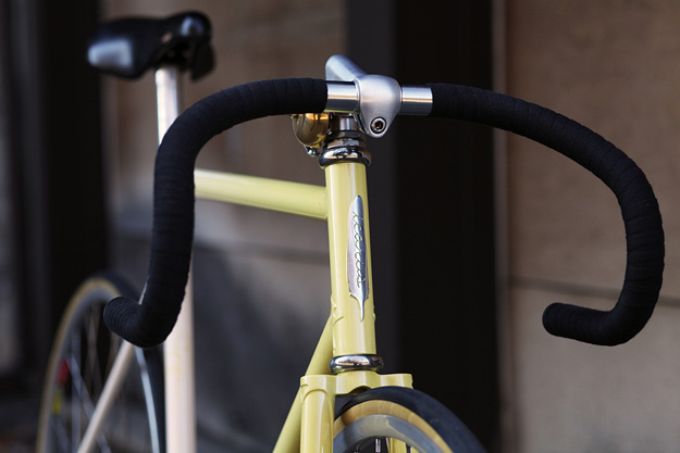 Icarus Frames Show Bike